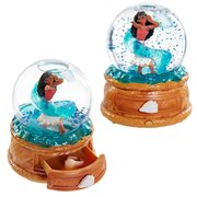 Moana Musical Globe and Jewelry Box