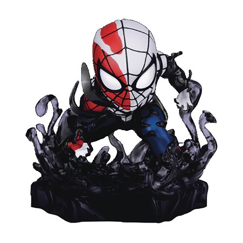 Marvel Maximum Venom Venomized Iron Man MEA-018 Mini-Figure