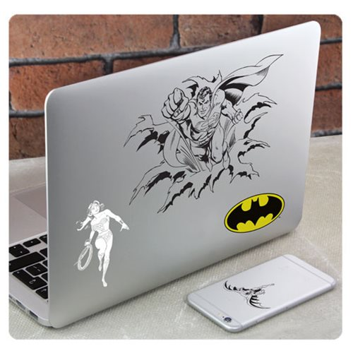 DC Comics Gadget Decal Stickers