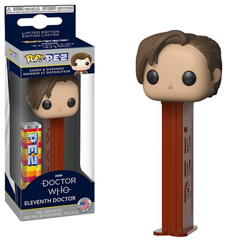 Doctor Who Eleventh Doctor Pop! Pez