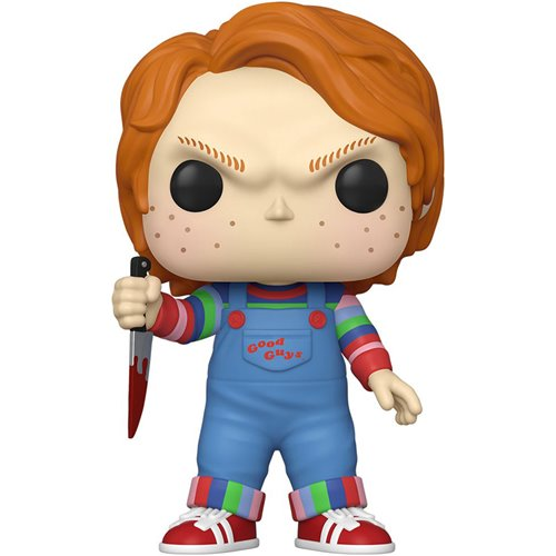 Child's Play Chucky 10-Inch Pop! Vinyl Figure