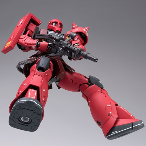 Mobile Suit Gundam The Origin MS-05S Char Aznable's Zaku Gundam Fix Figuration Metal Composite Actio