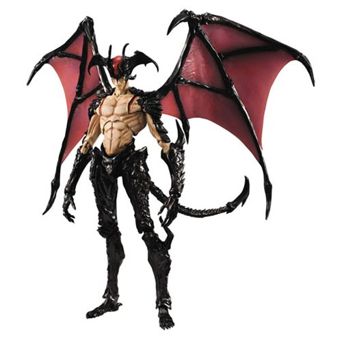 Devilman Nirosawa 2016 Version Variable Action Hero Figure