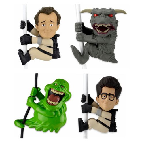 Ghostbusters Scalers 2-Inch Mini-Figure Assortment 1 Set