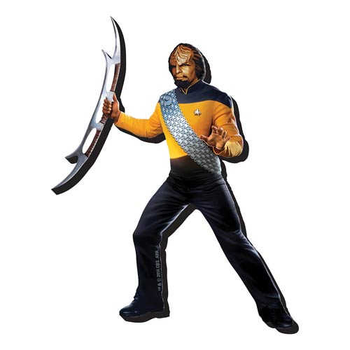 Star Trek: The Next Generation Worf Funky Chunky Magnet
