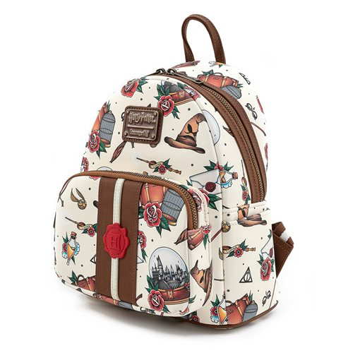 Harry Potter Tattoo Mini-Backpack