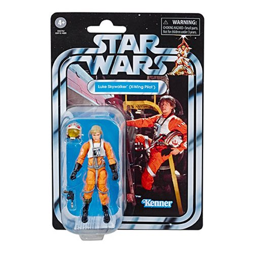 Star Wars The Vintage Collection Luke Skywalker (X-Wing Pilot) 3 3/4-Inch Action Figure