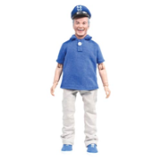 Gilligan's Island Series 1 The Skipper 8-Inch Action Figure