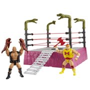 WWE Masters of the WWE Universe Rattlesnake Mountain Bundle