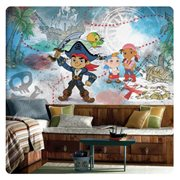 Captain Jake and the Never Land Pirates XL Chair Rail Prepasted Mural