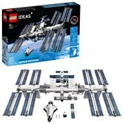 LEGO 21321 Ideas International Space Station
