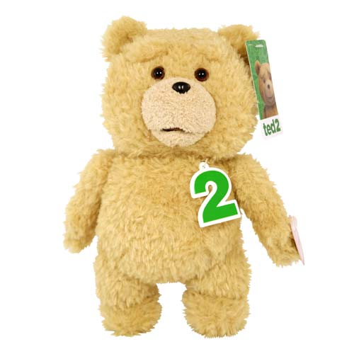 Ted 2 Ted 24-Inch Talking Plush Teddy Bear