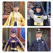 Batman 1966 TV Series 5 8-Inch Action Figure Set