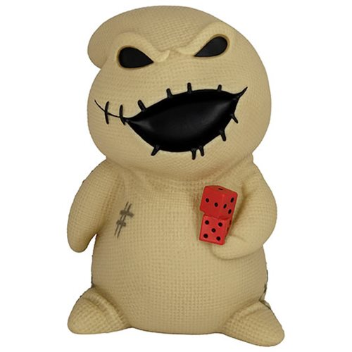 Nightmare Before Christmas Oogie Boogie PVC Bank