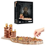 Game of Thrones King's Landing 4D Cityscape Puzzle