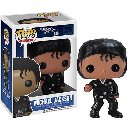 Michael Jackson Bad Pop! Vinyl Figure