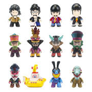 The Beatles Titans Yellow Submarine Vinyl Figure Display Box
