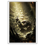 Predator: Prey to the Heavens #2 by Raymond Swanland Paper Giclee Art Print