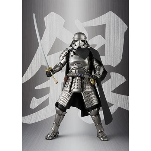 Star Wars Ashigaru Taisho Captain Phasma Meisho Movie Realization Action Figure