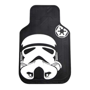 Star Wars Stormtrooper Rubber Floor Mat 2-Pack