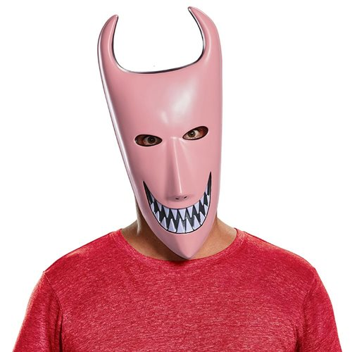 Nightmare Before Christmas Lock Adult Roleplay Mask