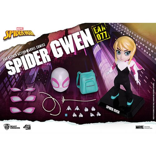 Marvel Comics Spider-Gwen EAA-077 Action Figure - Previews Exclusive