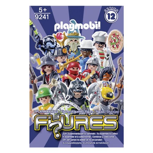 Playmobil 9241 Fi?ures Mystery Action Figures Boys Series 12 Case