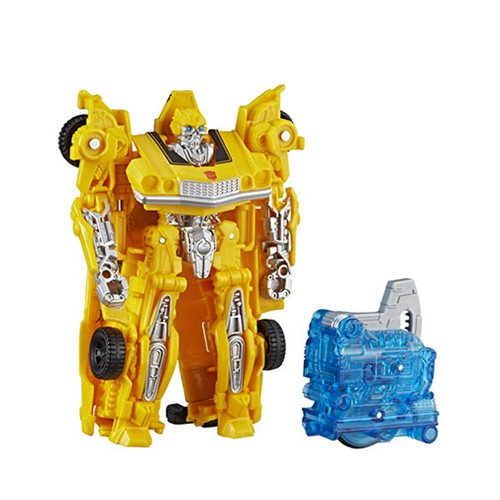 Transformers Bumblebee Energon Igniters Power Plus Series Camaro Bumblebee
