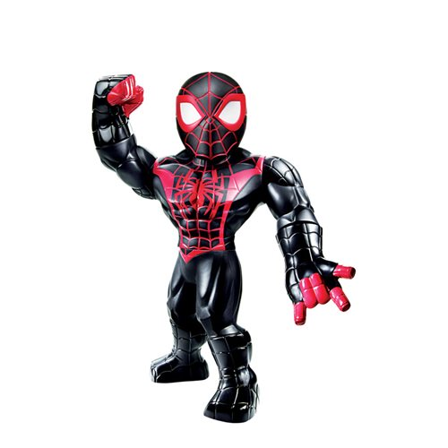 Marvel Mega Mighties Spider-Man Miles Morales Action Figure