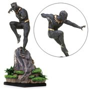 Black Panther Erik Killmonger Battle Diorama Series 1:10 Scale Statue