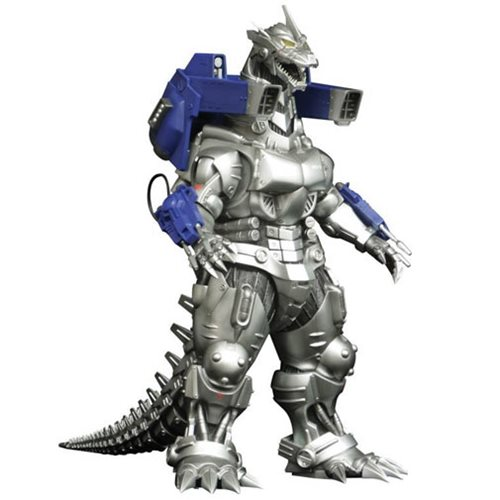 Godzilla Against MechaGodzilla 2002 12-Inch Scale Series Vinyl Figure - Previews Exclusive