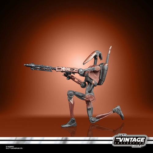 Star Wars The Vintage Collection Gaming Greats Heavy Battle Droid 3 3/4-Inch Action Figure