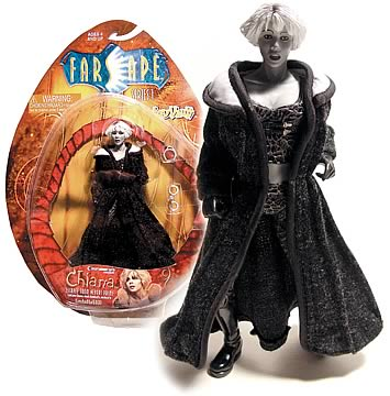 EE Exclusive Farscape Chiana Action Figure