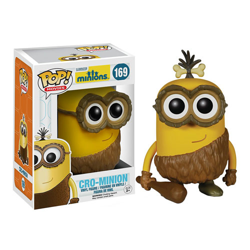 Minions Movie Cro-Minion Pop! Vinyl Figure