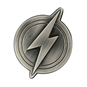 Justice League of America Flash Logo Bottle Opener