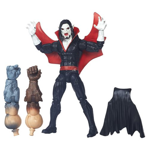 Amazing Spider-Man Marvel Legends Morbius Action Figure