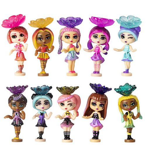 7 NEW! AWESOME BLOSSOM DOLL PACKS