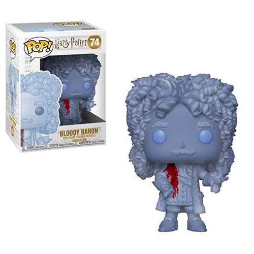 Harry Potter Bloody Baron Pop! Vinyl Figure #74