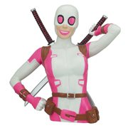 Gwenpool Bust Bank