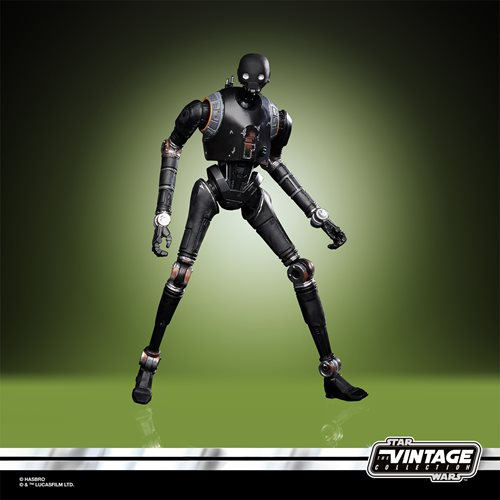 Star Wars The Vintage Collection K-2SO 3 3/4-Inch Action Figure