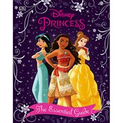 Disney Princess The Essential Guide New Edition Hardcover Book