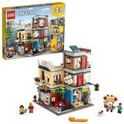 LEGO 31097 Creator Townhouse Pet Shop and Cafe