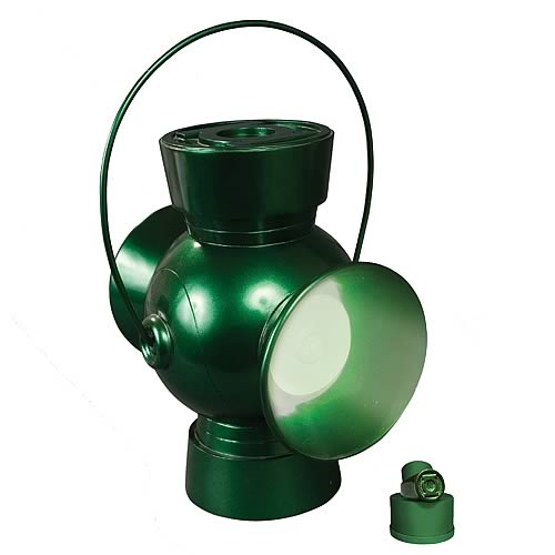 JLA Trophy Room Green Lantern Battery Replica