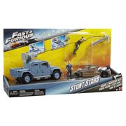 Fast and Furious Deluxe Stunt Stars Action Figure and Vehicle