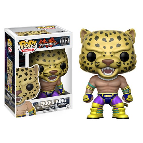 Tekken King Classic Pop! Vinyl Figure