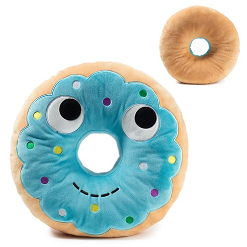Yummy World Yummy Blue Donut Large Plush