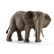 Wild Life African Elephant Collectible Figure
