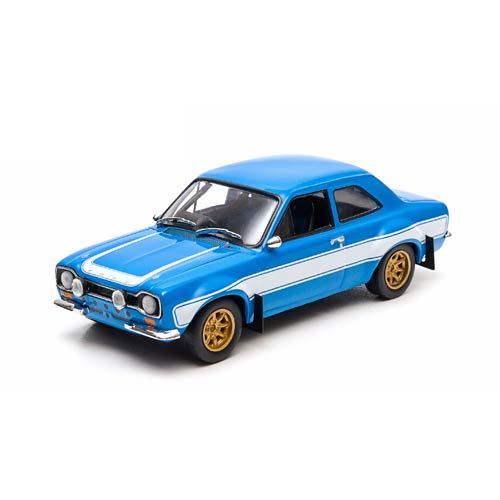 Fast and Furious 6 Movie 1974 Ford Escort RS2000 MKI 1:43 Scale Die-Cast Metal Vehicle