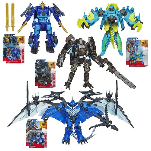 Transformers Age of Extinction Generations Deluxe Wave 2 Set
