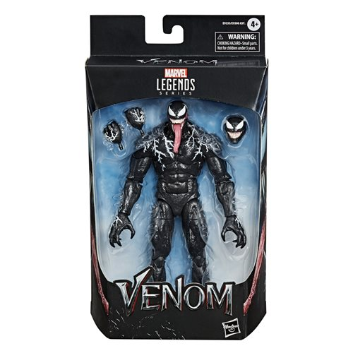 Venom Marvel Legends 6-Inch Venom Action Figure